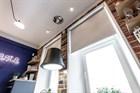 Куда установить рулонные шторы - на створку или на всё окно (над оконным проёмом) ?