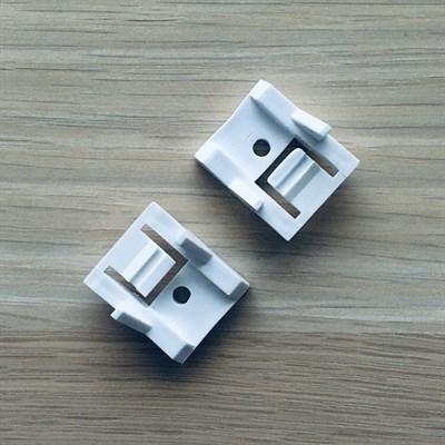 Кронштейны для 1-рядного профильного карниза Э-1, кол-во 5 шт. - фото 7649