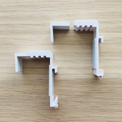 Кронштейны для поворотно-откидных створок окна, размер 28/20 мм (2 шт) - фото 7765