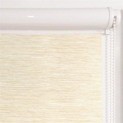 Рулонная штора в коробе, Кантри, цвет св.бежевый - фото 7926