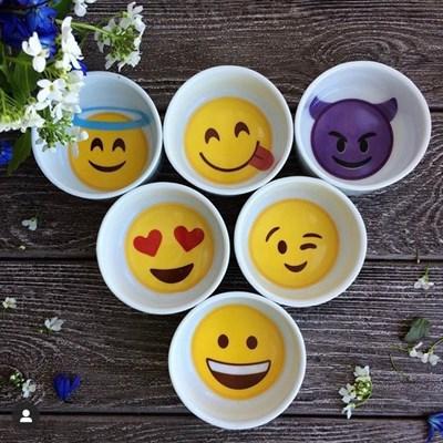 """Набор розеточек """"Emoji"""" - фото 8595"""