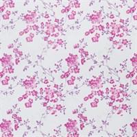 Рулонные шторы акварельные цветы фото