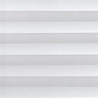 Шторы плиссе белые - фото