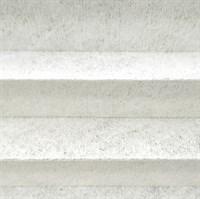 белые жалюзи плиссе, фото