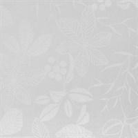 """Рулонная штора, Флауэр, (""""К""""), цвет белый"""