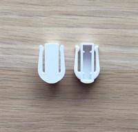 Заглушки для гибкого карниза S-1, кол-во 2 шт.