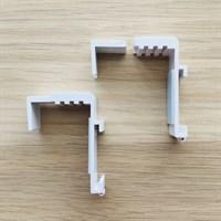 Кронштейны для поворотно-откидных створок окна, размер 28/20 мм (2 шт)